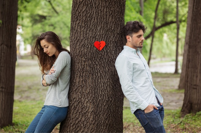 Here's How to Break Up with Partner